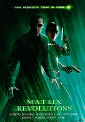 Matrix Revoluciones HD