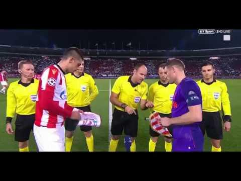 Red Star Belgrade vs Liverpool (2-0) | Goal Highlight Extended | 7-11-2018