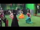 Арабский танец часть 1