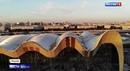 Центр художественной гимнастики в Лужниках откроется в 2019 году