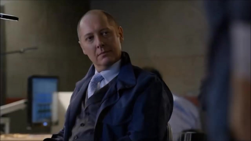 The Blacklist Raymond Reddington Legendary