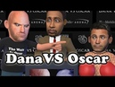 THE WAIT IS OVER - Dana White VS Oscar De La Hoya press conference