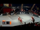 FIBA 3x3 Europe Cup 2018: 1/4 FINAL - Serbia VS. Hungary (16-09-2018)