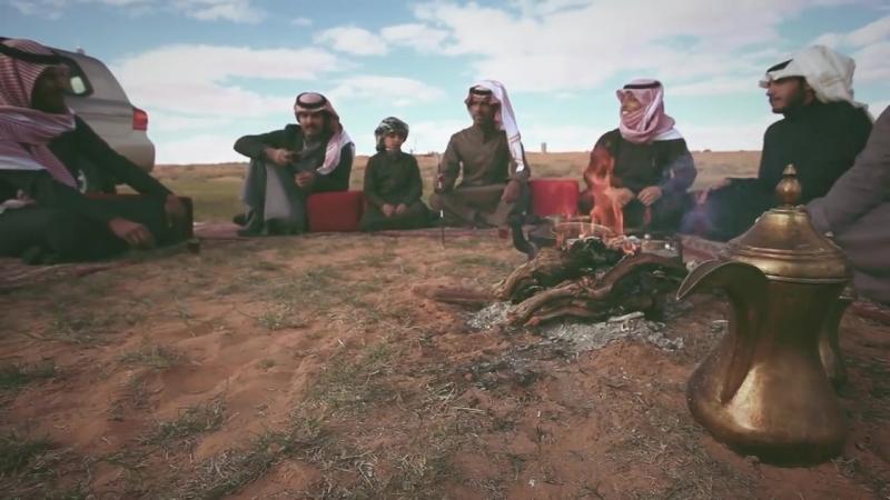 Как арабы отдыхают на природе😍 Клип