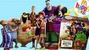 Монстры на каникулах 3 Море зовёт игрушки ХЕППИ МИЛ в Макдональдс 2018 Hotel Transylvania 3 Movie M