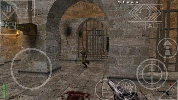 Скачать Return To Castle Wolfenstein для android