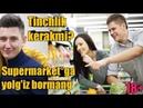 Yo'lg'iz yurma - Ёлгиз юрма   Hafa bo'lish yo'q supermarket (prikol)   Хафа булиш йук супермаркет пр
