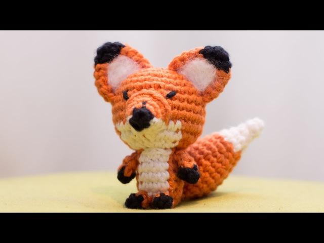 Amigurumi | como hacer un zorro en crochet |Bibi Crochet