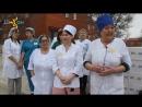 ЦРБ Ногайского района приняла участие в акции БФ Инсан Продукты в каждый дом