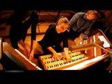 Органная музыка Пётр Чайковский Щелкунчик в 4 женские ручки и 4 женские ножки на Малой Грузинской