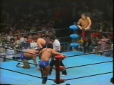 1991.07.26 - Joel DeatonBilly Black c vs. Doug FurnasDan Kroffat JIP