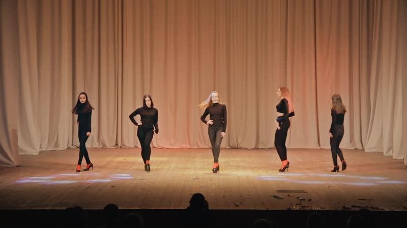 FAMILY DANCE - Vogue, Анастасия Крыгина [Отчетный концерт 23.12.2018] | Танцы Оренбург