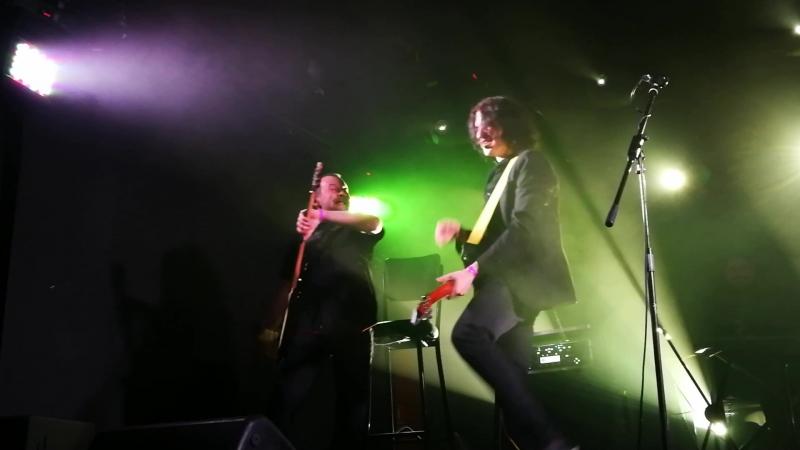 Чёрный обелиск - Приколы от ребят Клуб Зал ожидания ClubZal 18.03.2018 СПб