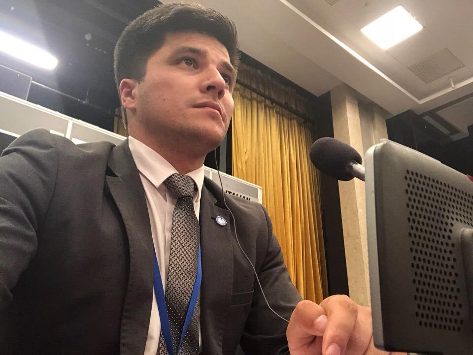 ВИДЕО: Выступление Хусрава Аюбова на 13 совещании ОБСЕ по человеческому измерению -2018