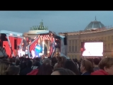 Алые паруса, концерт на Дворцовой))