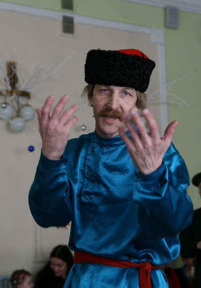Сергей Макаркин