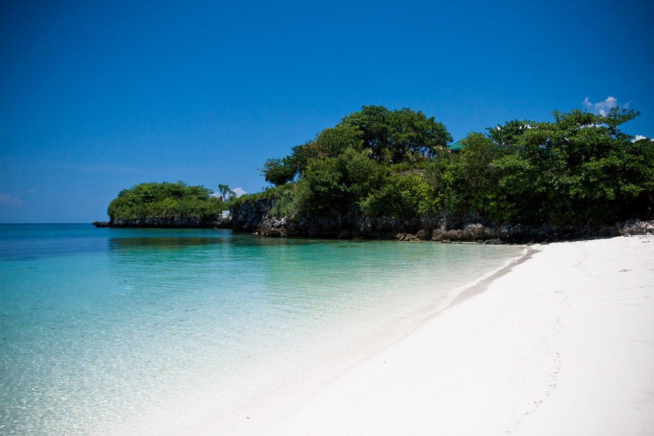 Пляж. Санта Фе (Бантаян) или Сипалай (Негрос) или...?