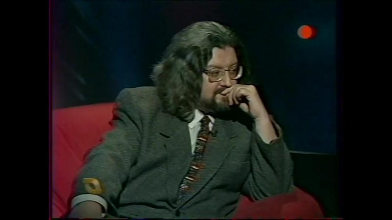 """Фрагмент программы """"Времечко"""" (ТВ Центр, 1999)"""