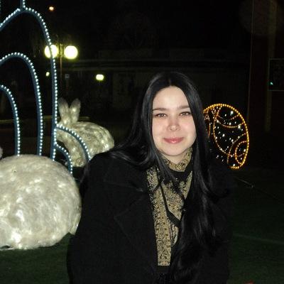 Жанна Дамаскина, 20 апреля 1989, Краснодар, id219051127