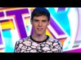 Comedy Баттл - Баря (Игорь Баранов) (1 тур, сезон 1, выпуск 8, эфир 07.06.2013)