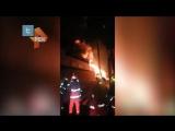Пожар в Перу