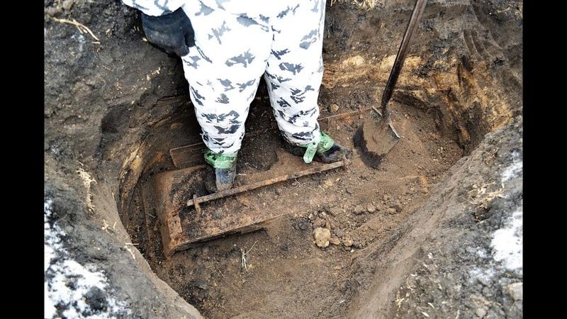 Раскопки в полях Второй Мировой Войны Фильм 50/Excavation in fields of World War II the Film 50