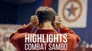 Combat Sambo highlights