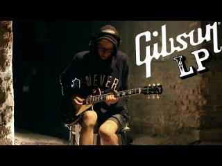 Retrain Your Brain   Gibson LP Standard   SKIFMUSIC