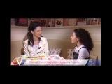 Lodovica Comello star di Violetta risponde alle domande di una sua piccola ammiratrice.