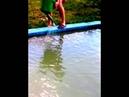 Заливаем в бассейнперекисьводорода Тольятти до и после