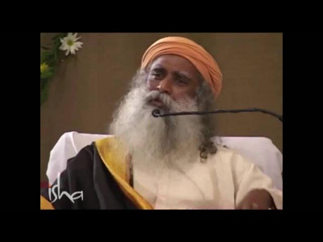 Садгуру - Все религии начинались как пути к духовности (Джагги Васудев)