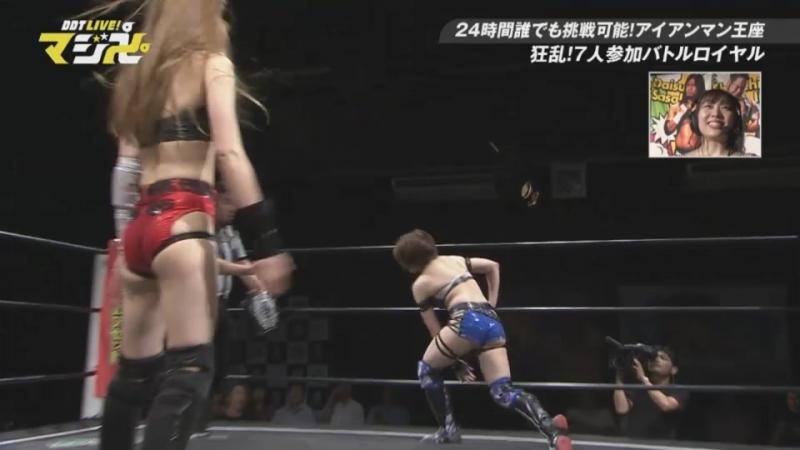 KUDO (c) vs. Konosuke Takeshita vs. Masa Takanashi vs. Shimatani vs. Saki Akai vs. Saori Anou vs. Toru Owashi vs. Akari Suda DDT