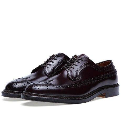У нас на маркете продаются вот такие ботинки Alden. Дорогие, но хорошие. Нужны кому-нибудь?.