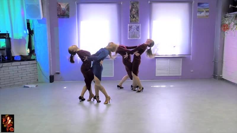 Tango (хореография Беллы Иткиной) | Bella Itkina Dance