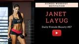 JANET LAYUG Fitness Workout Motivation
