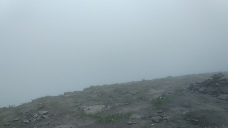 Гора Говерла Закарпатье. 08.07.18г.