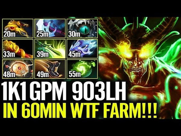 Terroblade but ALCHEMIST MODE - WTF FARM!! 9 Slot IMBA Build by Paparazzi EPIC Pro Dota 2 Carry