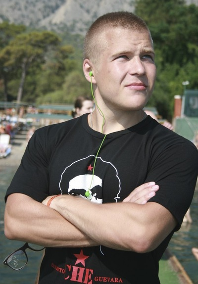 Виктор Серебряков, 18 августа 1992, Москва, id8965747