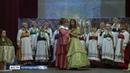 В Тарногском Городке представили премьеру спектакля «Бедность не порок»