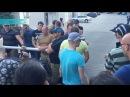 Бандиты Одессы перекрыли улицу города