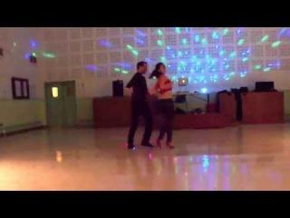Kévin et Savannah (BrainWave Dance) Bachata Performance -