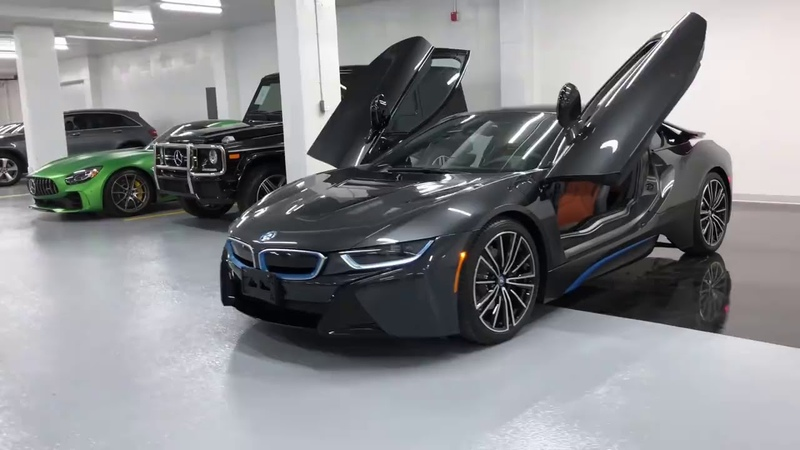 BMW i8 Hybrid Coupe Facelift 2019 Interior Exterior Of the Exclusive Model
