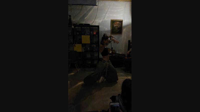 Asynje - Njord og Skade | Tribal fusion by Dasi ya