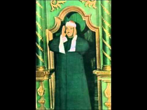 Являлся ли Шейх Абдул Басит Абдус Сомад суфием