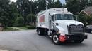 Cycle Works Sanitation: Mack Granite McNeilus Rear Load Garbage Truck