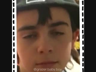 @grazer.baby.boy edit with jack grazer