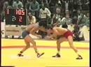 ЧМ-1985 48 кг за 3 м Ласло Биро (Венгрия)-ВАСИЛИЙ ГОГОЛЕВ (СССР-САХА) (2)