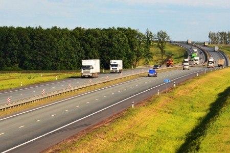 Федеральная трасса М-4 «Дон» на всем отрезке Ростовской области стала четырехполосной