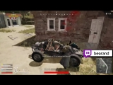 Мёртвый водитель PLAYERUNKNOWN'S BATTLEGROUNDS | PUBG