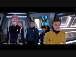 Звездный путь: Дискавери / Стартрек: Дискавери / Star Trek: Discovery.2 сезон.Трейлер #3 (2019) [1080p]